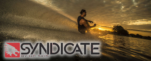 Clearance Sale Syndicate Water Skis